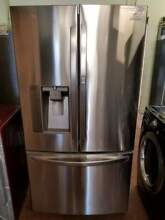 0003704 36  Lg french door refrigerator stainless steel