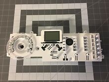 FRIGIDAIRE WASHER USER INTERFACE CONTROL BOARD P  809055506