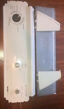 KENMORE 70 SERIES DRYER PANEL Complete Assembly W start Temp Switches 697627