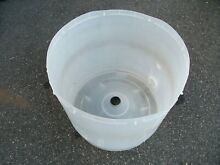 Whirlpool   Kenmore Washer Outer Tub 63849