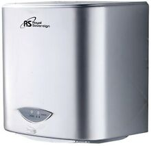 Royal Sovereign Hand Dryer Touchless Electric 110 Volts 78 dBA Auto Sensor Gray