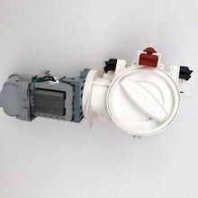 Washer Drain Pump Motor Assembly Kenmore Elite HE4T Whirlpool GHW9150PW4 Duet