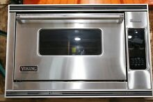 36  Viking Wall Oven GAS VGSO166SS