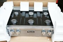 36  Miele Cooktop 6 burner KMR 1134LP New in Box