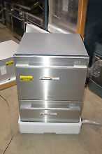 DD24DDFTX7 Double DishDrawer  Dishwasher  14 Place Settings