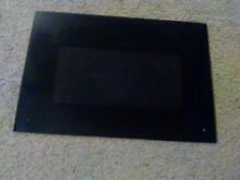 Whirlpool Range Oven Door Glass 20 7 8 X 15 7 8 inches MOD  9522XUB   50 95