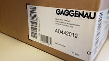 Gaggenau AD442012 Duct Cover for Exhaust Mode for AW 442 Series Hoods