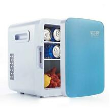 Think Gizmos Mini Fridge Electric Cooler   Warmer Portable Thermoelectric AC DC