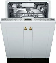 Thermador SS Masterpiece Star Sapphire Overlay Dishwasher DWHD860RPR