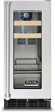 Viking Professional 15  BEVERAGE CENTER STAINLESS STEEL VBCI5150GRSS  NEW