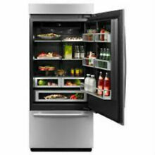 Jenn Air JB36NXFXRE 36 Inch Wide 15 3 Cu  Ft  Energy Star Rated Panel Ready