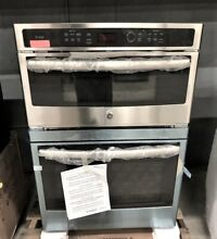 NEW GE Profile Built In Stainless Microwave Convection Combo Oven PT7800SHSS