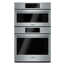 Bosch 30  SS 800 Series HBL8752UC Speed Microwave Combination Oven