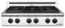 American Range Legend Series ARSCT364GD 36 Inch Pro Style Gas Rangetop