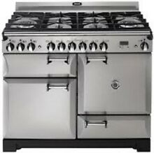 AGA Alegs 44DF Legacy 44  Pro Style Dual Fuel Range Antique White