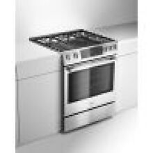 Bosch HGIP054UC Benchmark 30  Stainless Steel Gas Slide in Range Convection