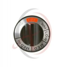 For GE Kenmore Range Stove Oven Dial Knob  PP WB3X368 PP WB3X415