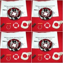 4 Pack   285785 Transmission Clutch Assembly AP3094537 for Whirlpool Kenmore