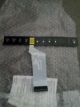 Brand New Frigidaire Dishwasher Black Touch Pad Part   154778003