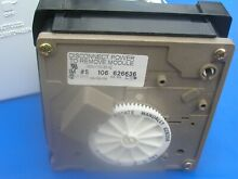Icemaker unit Genuine OEM Whirlpool  106 626636   cover  WH  arm and support
