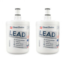 ClearChoice Replacement for Whirlpool 8171413 Filter    Lead Reduction  2 Pack