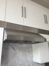 Vented Hood Zephyr AK7036BS Stainless Steel 36 Inches Under Cabinet Range Hood