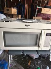 Whirlpool Over The Range Microwave Model Number WMH32517AT 1