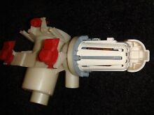 Whirlpool Kenmore Washer Water Drain Pump   Motor 461970228512   M75  280187