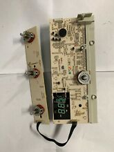 EBX1129P004 GE Washer Control Panel