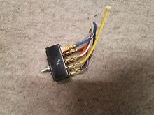 Whirlpool Range Bake and Broil Selector Switch Part   3169311