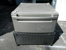 LG 14 Inch Tall Pedestal for Washer Dryer with Drawer