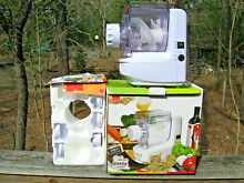 Ronco Kitchen Automatic Electric Home Made Pasta Sausage Maker   PREOWNED FREE S