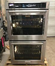 2019 NEW KitchenAid 30  Stainless Built in Wall Convection Oven KODE500ESS