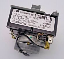 GE HOTPOINT DRYER TIMER PART  WE4M323  572D520P032