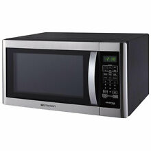 Emerson 1200 Watt  Inverter Sensor Cooking Countertop Microwave Oven  Stainless