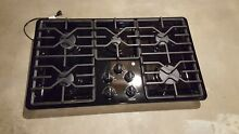 GE Gas Cooktop JGP3036DL1BB   Never Used   See Descrip for Details