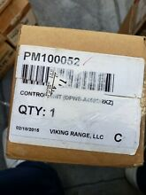 PM100052 control unit for Viking Microwave Oven