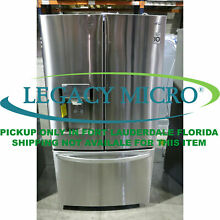 LG LFXC22526S 22 1CF Refrigerator French Door Counter Depth Stainless Steel