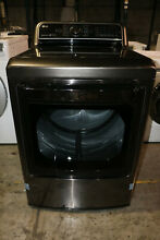 LG DLEX7600KE 7 3CF Electric Dryer