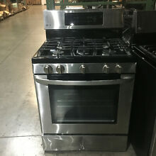 LG LRG3193ST 5 4 cu  ft  Gas Range Convection Oven Stainless Steel