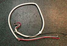 Thermador C302US Wall Oven Metal Conduit Power Cord Wire