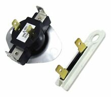 3387134   3392519 Cycling Thermostat  Thermal Fuse for Whirlpool   Kenmore Dryer