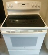 GE JB640DF1 CC 30  Color IVORY Freestanding Electric Range LOCAL PICKUP ONLY