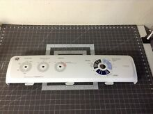 GE Washer Control Panel P  WH42X10901