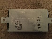 New WB21X5362 GE 239802 Oven Range RELAY Hot Wire Relay Board Thermador DCS