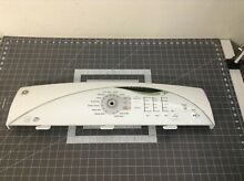 GE Washer Control Panel w Board P  WH42X10903 WH12X10613