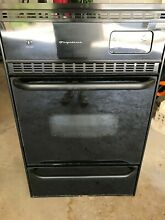Frigidaire Gas Wall Oven Black