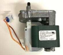 Genuine Replacement Part GE Refrigerator Auger Motor WR60X10276