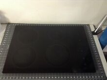 GE Range Glass Cooktop P  WB62T10156