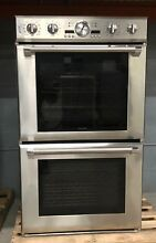 NEW 12 18 Thermador Pro Double Stainless Built In Convection Wall Oven PODC302J